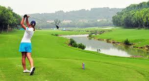 golf vrouwen