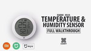 <b>Xiaomi Mijia bluetooth</b> temperature & humidity sensor compatibility ...