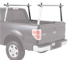 Truck Ladder Rack - TracOne - with Tool Box Mounts - CargoGear