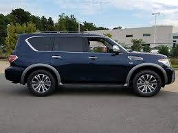2018 nissan armada blue. 2018 nissan armada gasoline with bucket seats blue -