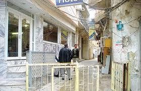 نتيجة بحث الصور عن مكان منزل السيد السيستاني في النجف الاشرف