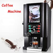 commercial office coffee machine.  Office Instant Coffee Machine Commercial Automatic Office Drinks  Milk Tea One MachineHot And And K