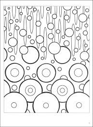 Small Picture Abstract Art Coloring Pages For Kids free printable abstract