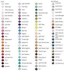 Swarovski Crystal Color Chart Actual Rhinestones Vailias Page Turner Monday Madness Giveaway 5 Swarovski