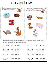 5 worksheets on oi and oy which can be used for classwork or homework. Phonics Worksheets Www Justmommies Com