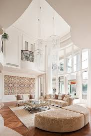 project by alla delion decor your room with modern chandelier choose a chandelier for your living room decor your room if you have a high ceiling