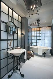 Industiral Interior Design Ideas  Several industrial-style light fixtures  is more than enough to add a touch of this