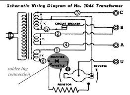 arquetipos co Lionel E Unit Wiring Diagram lionel transformer wiring diagram wiring info \\u2022 other lionel transformers rh ontracktrestle com lionel 1033 transformer wiring diagram lionel tw
