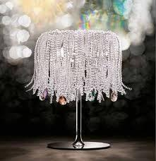 Crystal Table Lamps For Bedroom Crystal Table Lamps For Bedroom