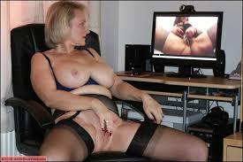 Mature masturbation porno movie