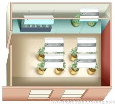 Basement Grow Room Design Extraordinary Grow Room Blueprints Design Commercial Grow Room Designs
