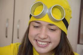 diy minion costume for teen girls