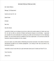Awesome Sample Follow Up Letter After Business Meeting Format Of