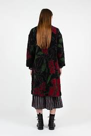Cache Coeur Floral Knit Dress Envoy Of Belfast