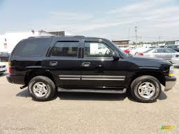 Black 2004 Chevrolet Tahoe LS 4x4 Exterior Photo #51452553 ...