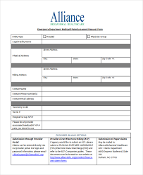 Sample Medicaid Reimbursement Form - 8+ Free Documents in Word, PDF