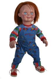 life size chucky doll childs play 2 good guy chucky doll life size prop the wicked vault