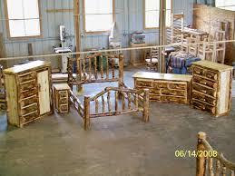 Log Bedroom Furniture Sets Log Bedroom Set