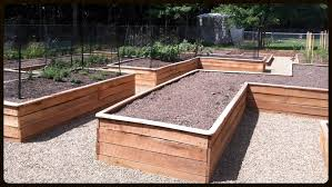 large vegetable planter boxes gardening planters