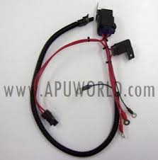 apu world <b>rp13 079<br>< b>electric fan harness