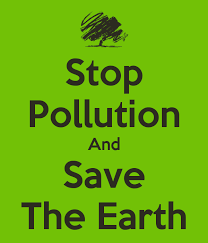 essay on saving the earth from pollution