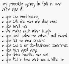 Quotes About Falling In Love Gorgeous Falling In Love Quotes SayingImages