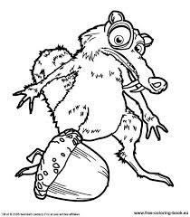 Small Picture Ice Age 84 Animation Movies Printable coloring pages