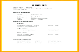 References On A Resume Gorgeous Personal References On Resume Example Fruityidea Resume