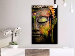 Wandbilder Xxl Buddha Zen Leinwand Bilder Wohnzimmer Schlafzimmer
