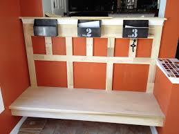 Mudroom Cubbies Plans Mudroom Bench With Cubbies Marissa Kay Home Ideas Easy Mudroom