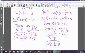 algebra 2 lesson 4 5 quadratic equations with square roots radicals