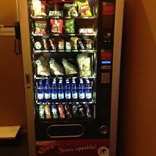 Roman Vending Machine Gorgeous Vending Machine For Snacks Picture Of IQ Hotel Roma Rome