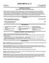 click here to download this training engineer resume template httpwww best resume template for it professionals