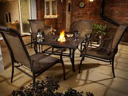 Indoor Coffee Table With Fire Pit Darlee Fire Pit Table Darlee Pubbar Tables U0026 Sets Darlee