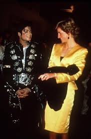best michael jackson the king images michael 16 1988 diana and charles attend a michael jackson concert at wembley arena in aid of the prince s trust and the wishing well appeal for the
