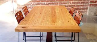 table top. Antique Reclaimed Wood Table Top - Heart Pine