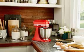 kitchenaid downsizes its classic stand mixer