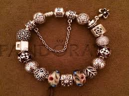 pandora jewelry retired charms fresh just finished this pandora bracelet with 2 folklore murano glass of