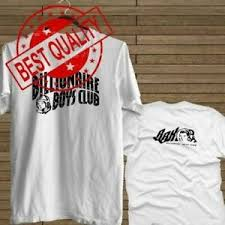Billionaire Boys Club Size Chart Details About New Billionaire Boys Club Bbc Logo White T Shirt Tee Usa Size