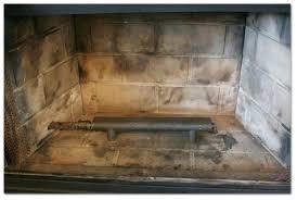 log lighter outdoor fireplace blue flame