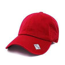 Red <b>Dad Hat</b>: Amazon.com
