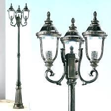outdoor clock lamp post outdoor light post how to replace an outdoor lamp post how to outdoor clock lamp post