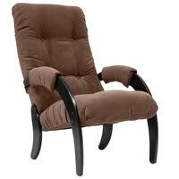 «<b>Кресло для отдыха Мебель</b> Импэкс Комфорт Модель 61 венге ...