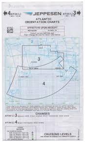 Jeppesen Atlantic Orientation Chart At H L 3 4