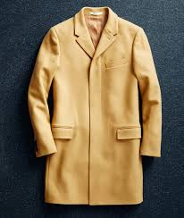 men the outerwear wool top coat