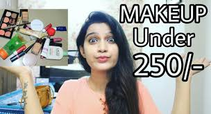 make up beginners kit under 250 affordable makeup s in india college edition