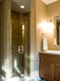 master bathroom corner showers. Terrific Frameless And Glass Corner Shower Doors : Traditional Bathroom Idea For Master Bath With Showers