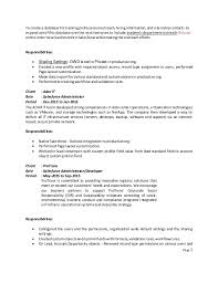 Appealing Salesforce Consultant Resume 52 For Your Simple Resume with Salesforce  Consultant Resume