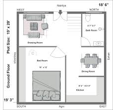 Home Plan  Design your Dream House    VastuTips comClick to View Enlarge