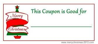 free christmas templates to print christmas coupon template free christmas coupons printable template